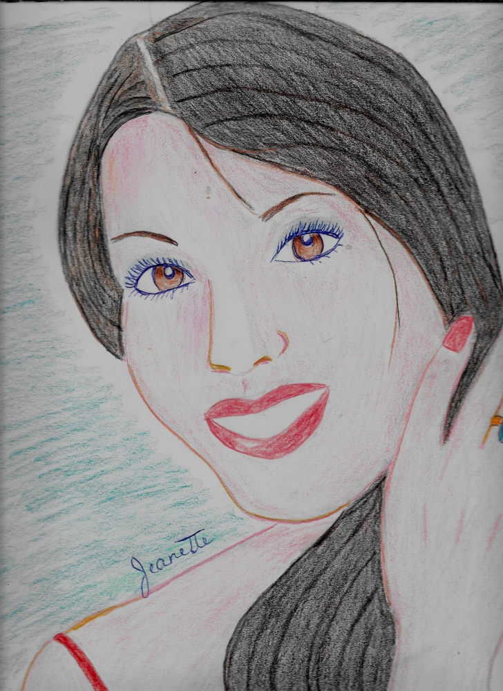 Priyanka Chopra by Jeanette